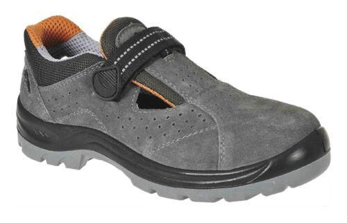 Portwest Obra Steelite Work Safety Sandal Shoes Steel Toe Cap Breathable FW42