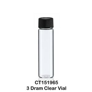 100-Small-Glass-Bottles-w-Screw-Caps-2-5-Tall-3-8-Oz