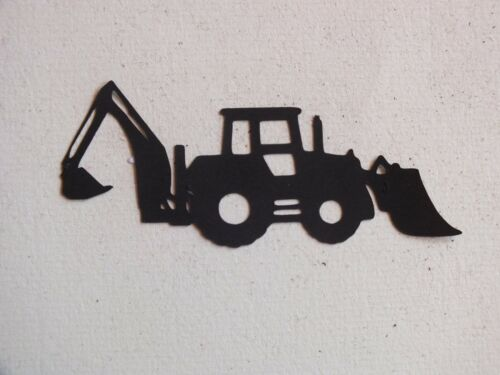 CRANE 9  LORRY CARDS CRAFT ROBO DIE CUTS CEMENT DUMPER