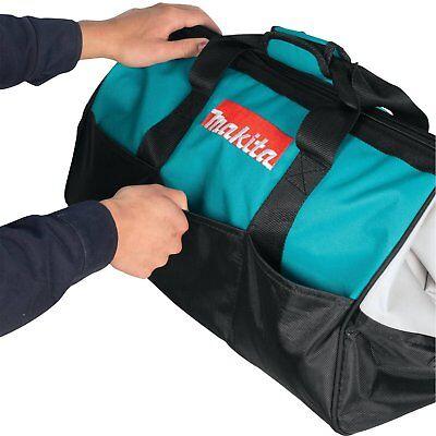 "New in Plastic Wrap Item # 831271-6 Makita Contractor 21/"" Tool Bag w// Strap"