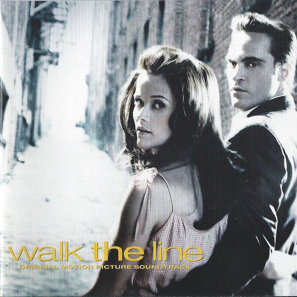 Walk The Line OST (JOHNNY CASH) Joaquin Phoenix Reese Witherspoon ENHANCED CD