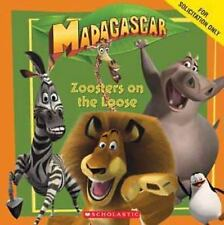 Madagascar: Esto es un zoologico: It's a Zoo in Here (sp) (Spanish Edition)