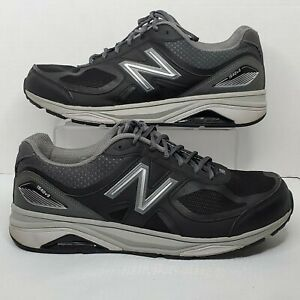 Size 10.5 6E Running Shoes Black Lace
