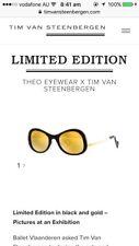 eb8b28e831 item 1 Theo Glasses Eyewear Tim Van Steenbergen Sunglasses limited edition  RARE -Theo Glasses Eyewear Tim Van Steenbergen Sunglasses limited edition  RARE