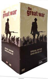 World-War-1-The-Great-War-Complete-BBC-Series-7-Disc-Box-Set-WW1