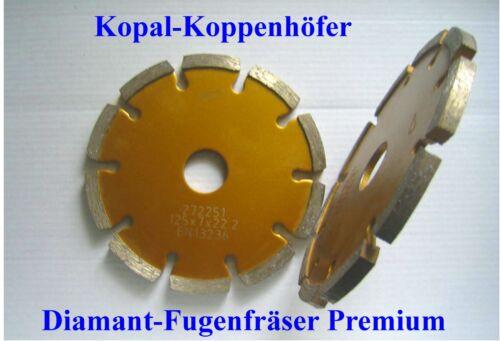 Top !! Diamant-Fugenfräser 115 x 6,4 mm Neu