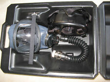 Msa Type N Gas Mask For Cannister Window Cator Sw