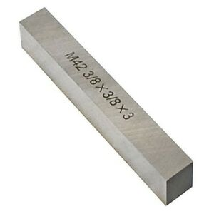 RTS Prestige M35 Cobalt Square Tool Bit Blank 2038-3764