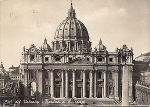 BF32793-italy-roma-citta-del-vaticano-basilica-di-s-pietro-front-back-image