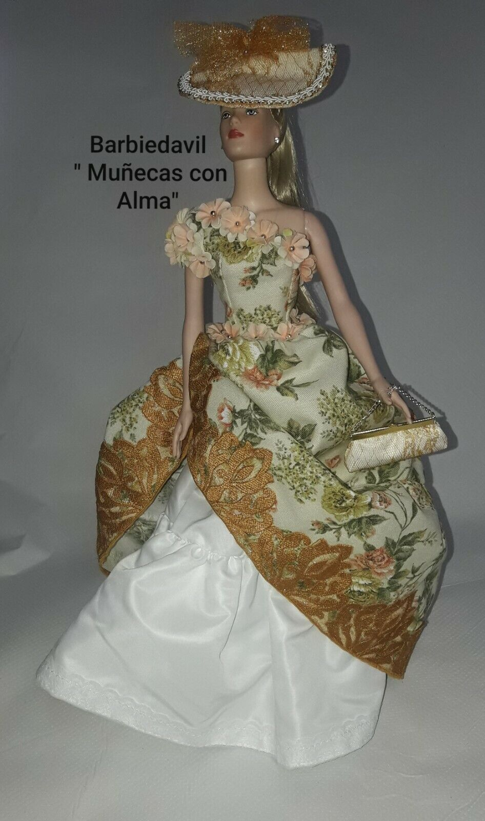 Dress for Tonner dolls 4 pieces