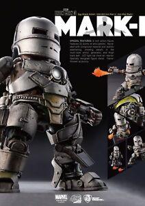 Action d'attaque d'oeufs Eaa-003 Iron Man Mark 1 En Stock Usa 4712896100684