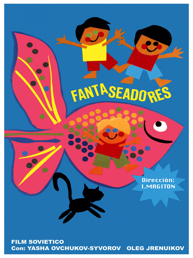 Fantaseadores, FantaGrößers Decoration Poster.Graphic Art Interior design.3327