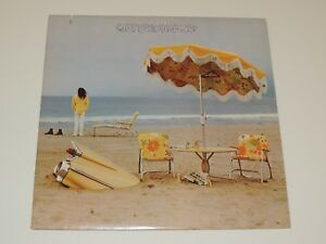 Neil Young On The Beach Lp Record R 2180 1974 Ebay