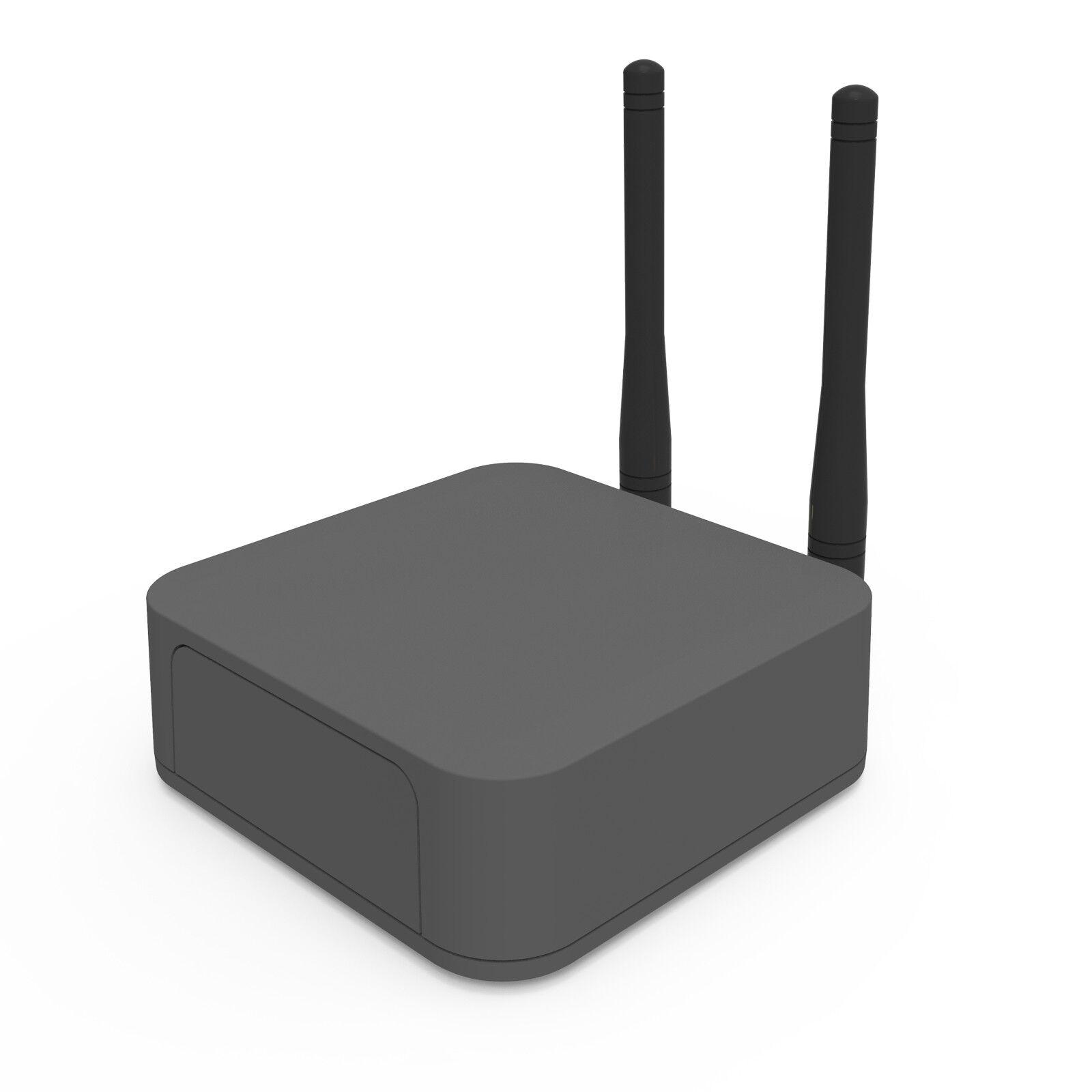 EverHome CloudBox 3.0 PREMIUM Smart Home System WLAN Alexa und Google kompatibel