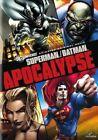 Superman/batman Apocalypse 0883929103362 With Andre Braugher DVD Region 1