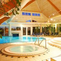 4Tg Wellness Urlaub Ostsee Lindner Hotel & Spa Rügen Sauna Pool Unterkunft Meer