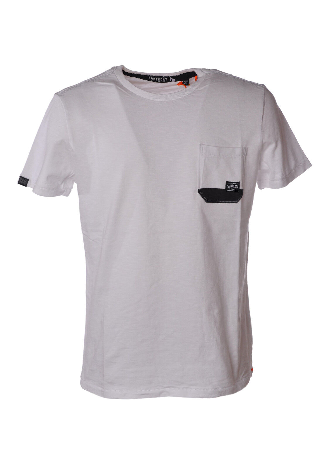 Superdry  -  T - Male - Weiß - 3478321A183908