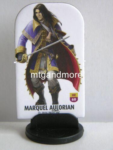 #060 Marquel Aulorian Pathfinder Battles Pawns Tokens Hell/'s Rebels