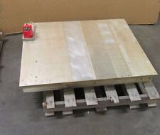 Used No Name 44 X 36 Aluminum Liquid Cooled Heat Sink With Circulating Pump