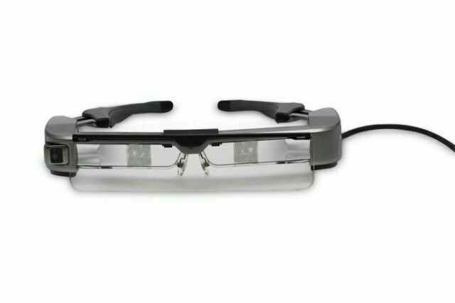 NEW EPSON BT-35E Smart Glasses MOVERIO  from JAPAN
