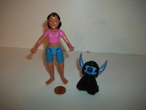 Disney-039-s-Lilo-amp-Stitch-Figure-Lot-See-Others-amp-Combine-Postage