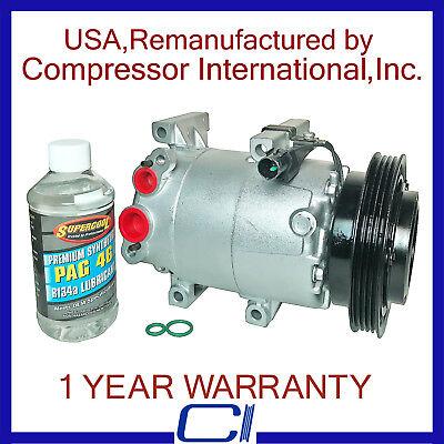2001-2005 Accent 1.6L OEM Reman A//C Compressor