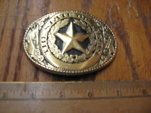 TEXAS-STATE-SEAL-WESTERN-BELT-BUCKLE-2-3-4-BY-3-3-4-GOLD-TONE
