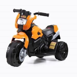 Jaxpety-6V-Kids-Ride-On-Motorcycle-Battery-Powered-3-Wheels-Electric-Toys-New