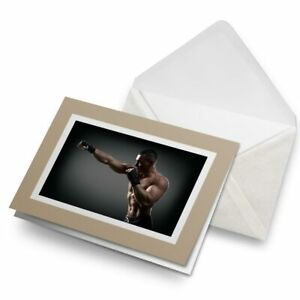 Greetings-Card-Biege-Boxer-Boxing-MMA-Gym-Fitness-21281