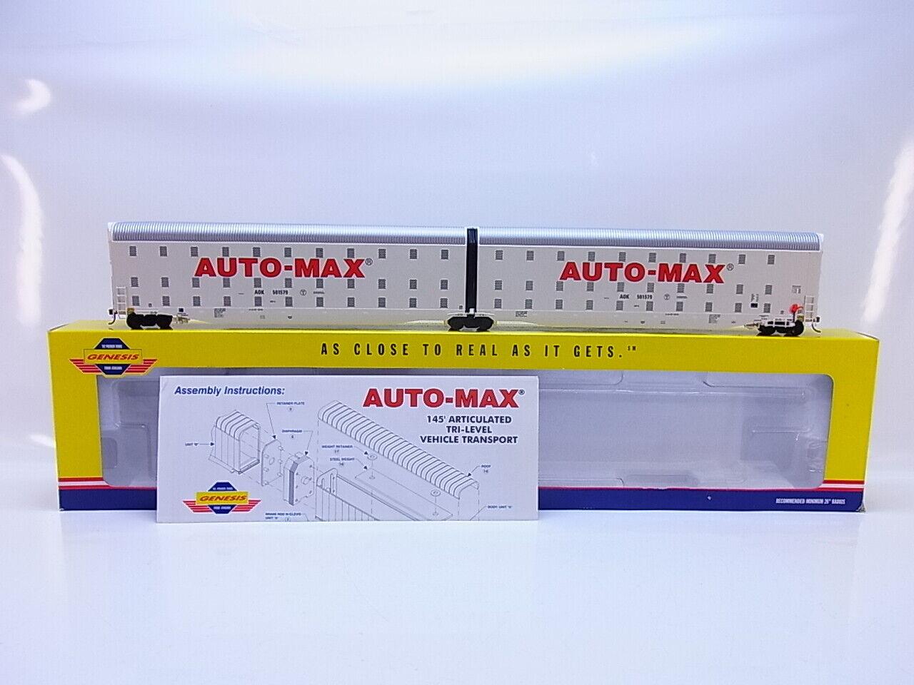 55176 expositor Athearn Genesis h0 g4402 us AOK RR auto-Max AOK 501579 en OVP