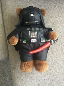 Build-A-Bear-Star-Wars-Darth-Vader-amp-Lightsaber-outfit-only