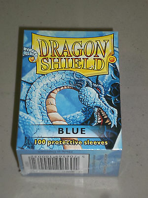 Sealed! GREEN Matte Dragon Shield! New 100 Standard Size Protector Sleeves!