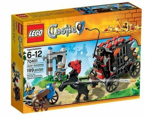 LEGO Castle (70401) Gold Getaway Getaway Getaway ) 2013 neuf scellé. 3a6ea0