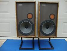 Nice Vintage Electro-Voice (ETR) Model 16 Floor 2-way Speakers - Pro Restored