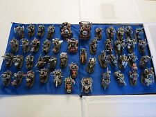 Warhammer 40K Ork Bike Army- Beautiful, one of a kind, amazing Must See!