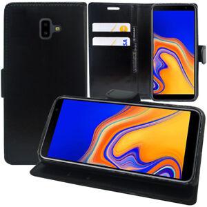 Etui-Housse-Portefeuille-Rabat-Cuir-PU-Samsung-Galaxy-J6-J6-Plus-2018-6-0-034