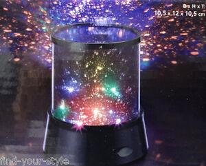 Sternen Projektor Nachtlicht Sterne Sternenhimmel Kinderzimmer