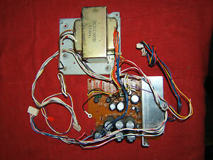Tascam 234 Multi-track 4-track Cassette Recorder PSU Assembly - Parts or Repairs