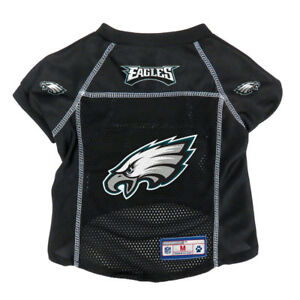 Philadelphia-Eagles-NFL-Little-Earth-V-Neck-Pet-Mesh-Dog-Jersey-Sizes-XS-XL