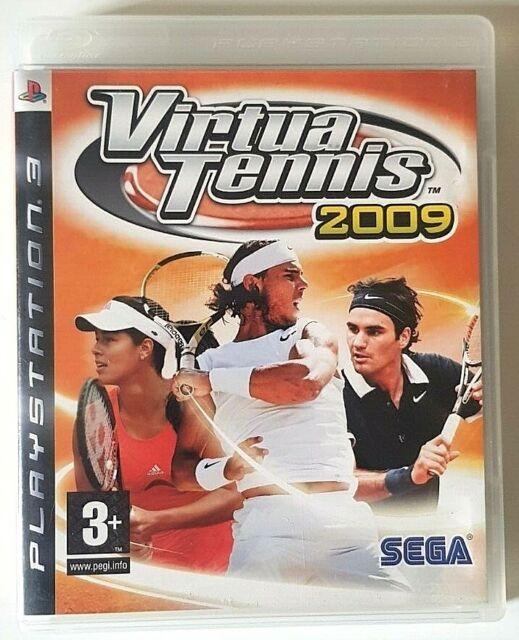 Virtua Tennis 2009 - PlayStation 3 PS3