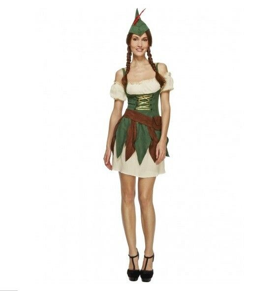 WOMENS FEVER OUTLAW COSTUME - EXTRA SMALL SIZE - WOMENS COSTUME - MELBOURNE