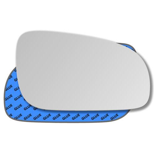 Rechts Beifahrerseite Spiegelglas Außenspiegel für Volvo V70 2000-2003