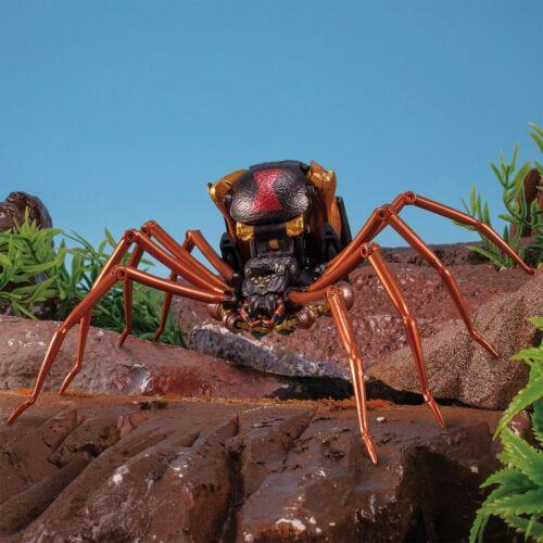 Japan ver. Takara Tomy Transformers Masterpiece MP-46 Blackarachnia Beast Wars