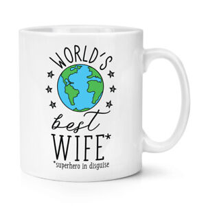 World-039-s-Best-Wife-10oz-Mug-Cup-Funny-Joke-Favourite-Valentines-Day-Anniversary