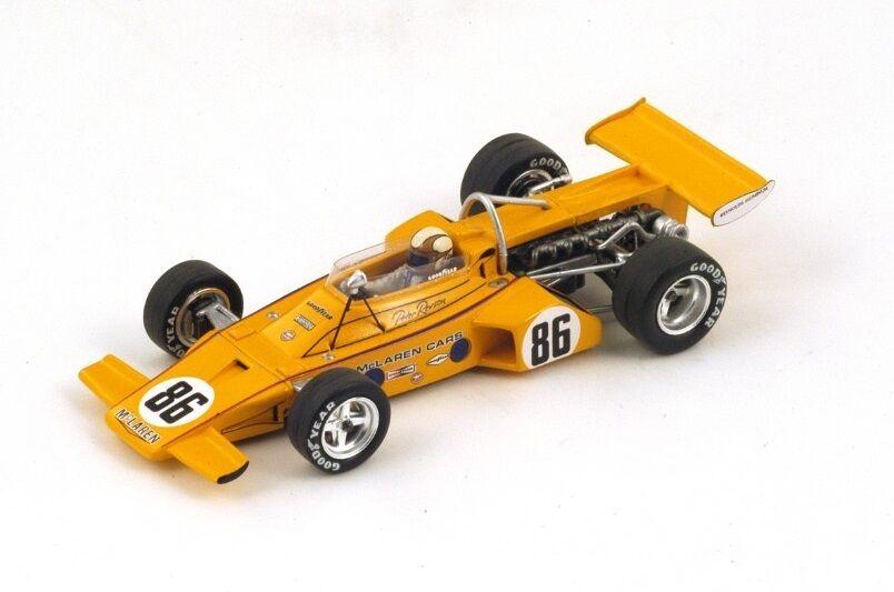 McLaren M16  86 P.Revson  Indy 500  1971  (Spark 1 43   S3140)  nouveaux produits nouveautés