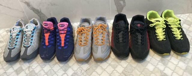 Nike Air Max 95 Shoe Lot Sizes 11 & 11.5 ONLY -  5 PAIRS