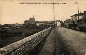 CPA-Saint-Germain-Laval-Avenue-de-la-Gare-663730