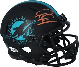 Tua Tagovailoa Miami Dolphins Signed Eclipse Alternate Speed Mini Helmet