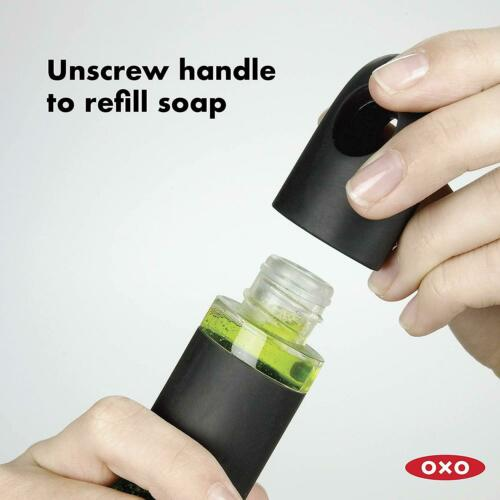 Details about  /OXO Good Grips Soap Dispensing Dish Brush