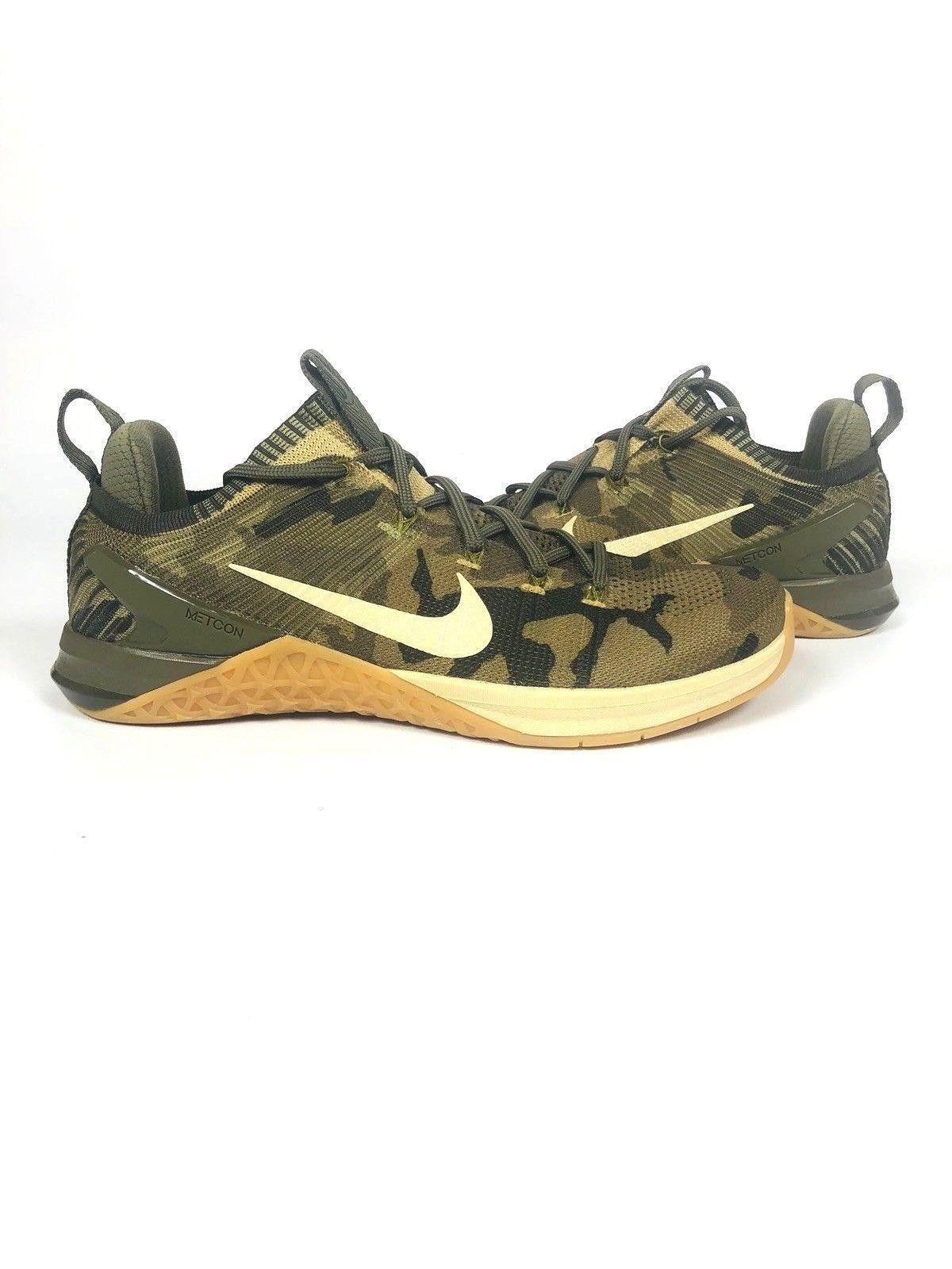 Nike metcon dsx flyknit flyknit flyknit 2 verde oliva mimetico 924423-300 scarpe uomini più dimensioni | elegante  3e8a3d